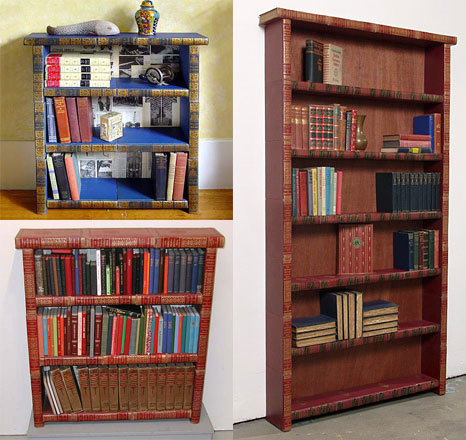 The Bookkeepers Nook Bad Ass Bookshelves Creative Ways To Display
