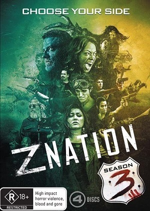 Série Z Nation - 3ª Temporada 2017 Torrent