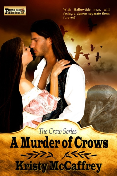 A Murder of Crows - Coming October 11, 2018!!