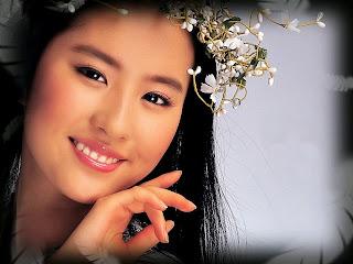 Crystal Liu Yi Fei (劉亦菲) Wallpaper HD 17
