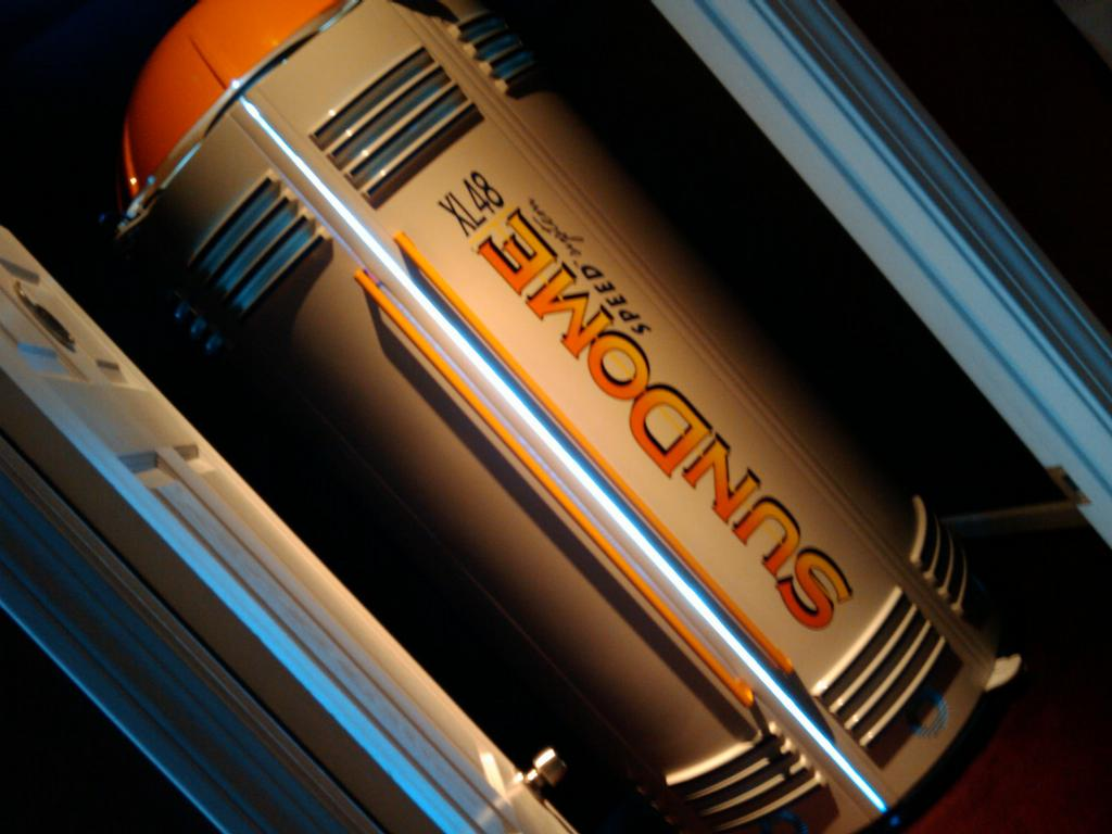 Sundome Tanning Bed For Sale