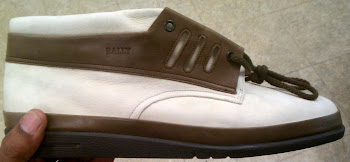 Classic Bally....... Two-Tone (Raiders)