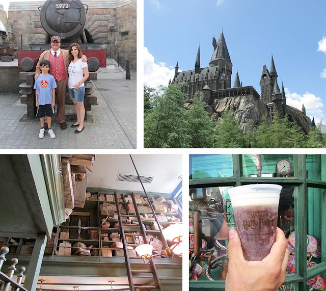 Parque Harry Potter Orlando