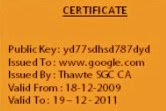 certificate পুরনো টিউন এডিটর আজকের বিষয়: SSLv3 Vulnerability & POODLE Attack