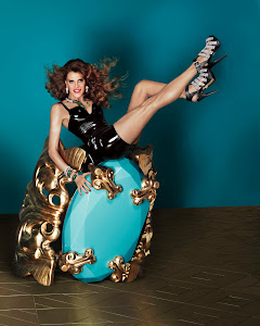 LA MAS COQUETA DEL MES, ANNA DELLO RUSSO FOR H&M... IT´S COMING!!!