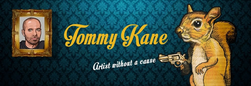 Tommy Kane's Art Blog