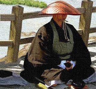 Il Maestro zen e il ladro (Buddha)
