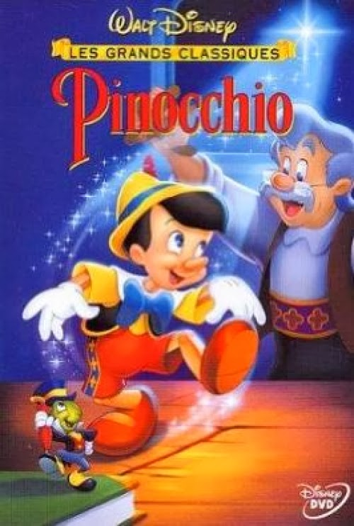 Pinóquio – Dublado