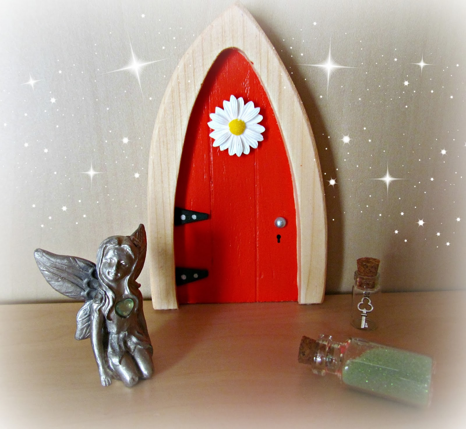 The irish fairy door company dolly dowsie for The little fairy door