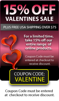 HaloCigs Valentine Sale