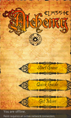 Android Game Alchemy