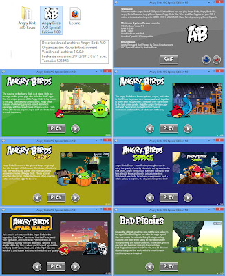 Download Angry Birds Special Edition