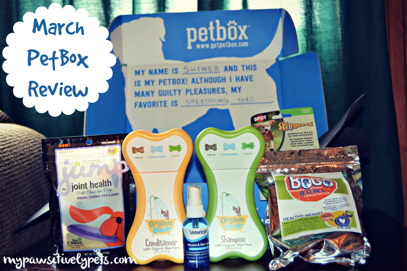 March PetBox Review