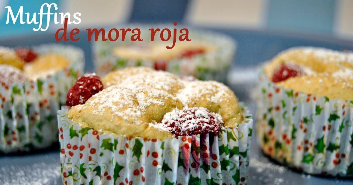 Cocina varoma muffins de mora roja - Examenes ayudante de cocina ...