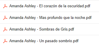 Descargar Novelas De  Amanda Ashley  En PDF