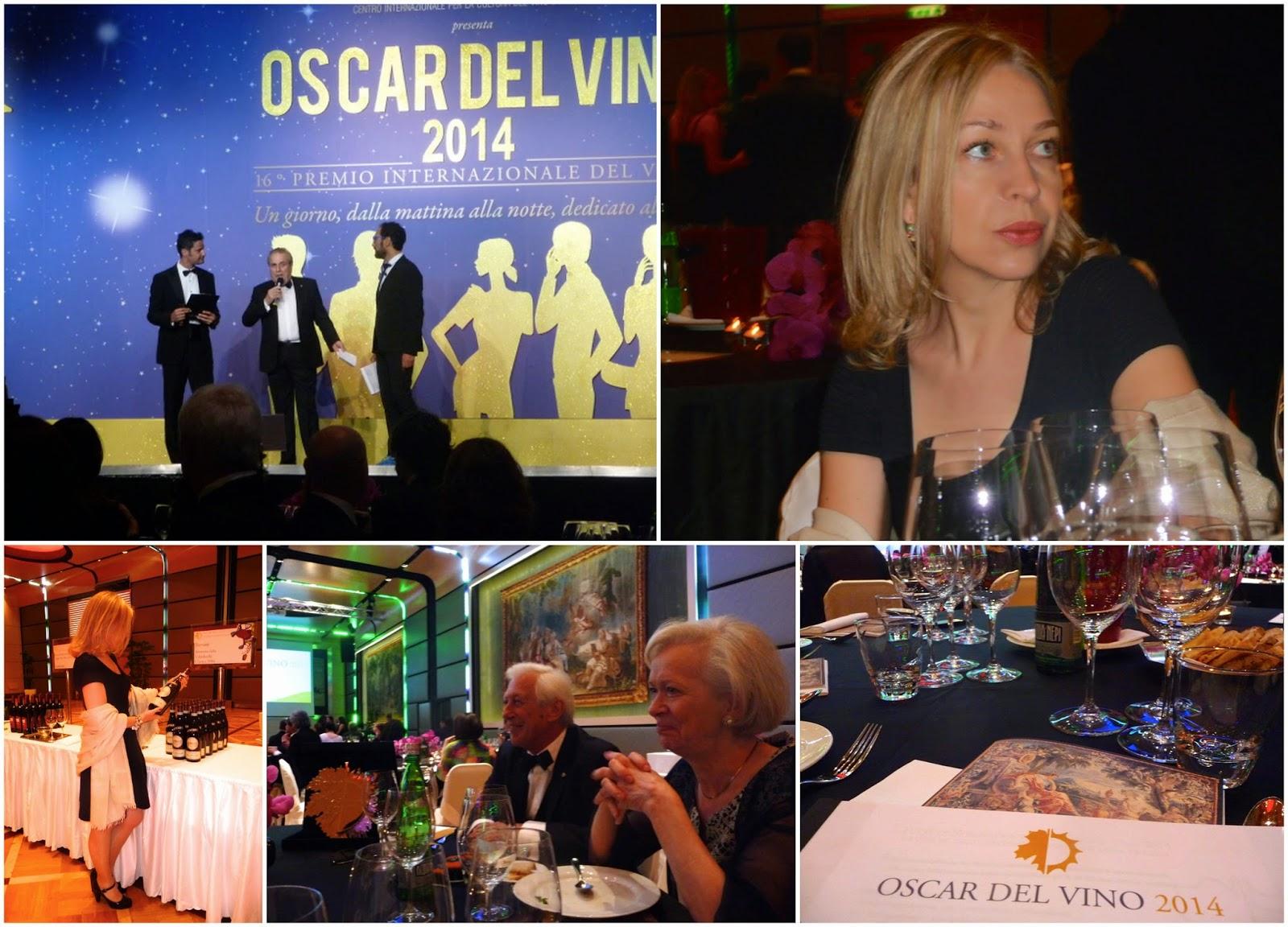 Винный Оскар 2014 Oscar del Vino 2014 это церимония вручения премий лучшим итальянским винам