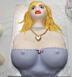 Britney-Spears-Cake cake