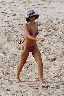 Jessica+Alba+with+Nicole+Richie+ ++Purple+Bikini+ +St+Barts+ +05.04.2013+ +156hq+42 Jessica Alba with Nicole Richie in Purple Bikini Candids in St Barts