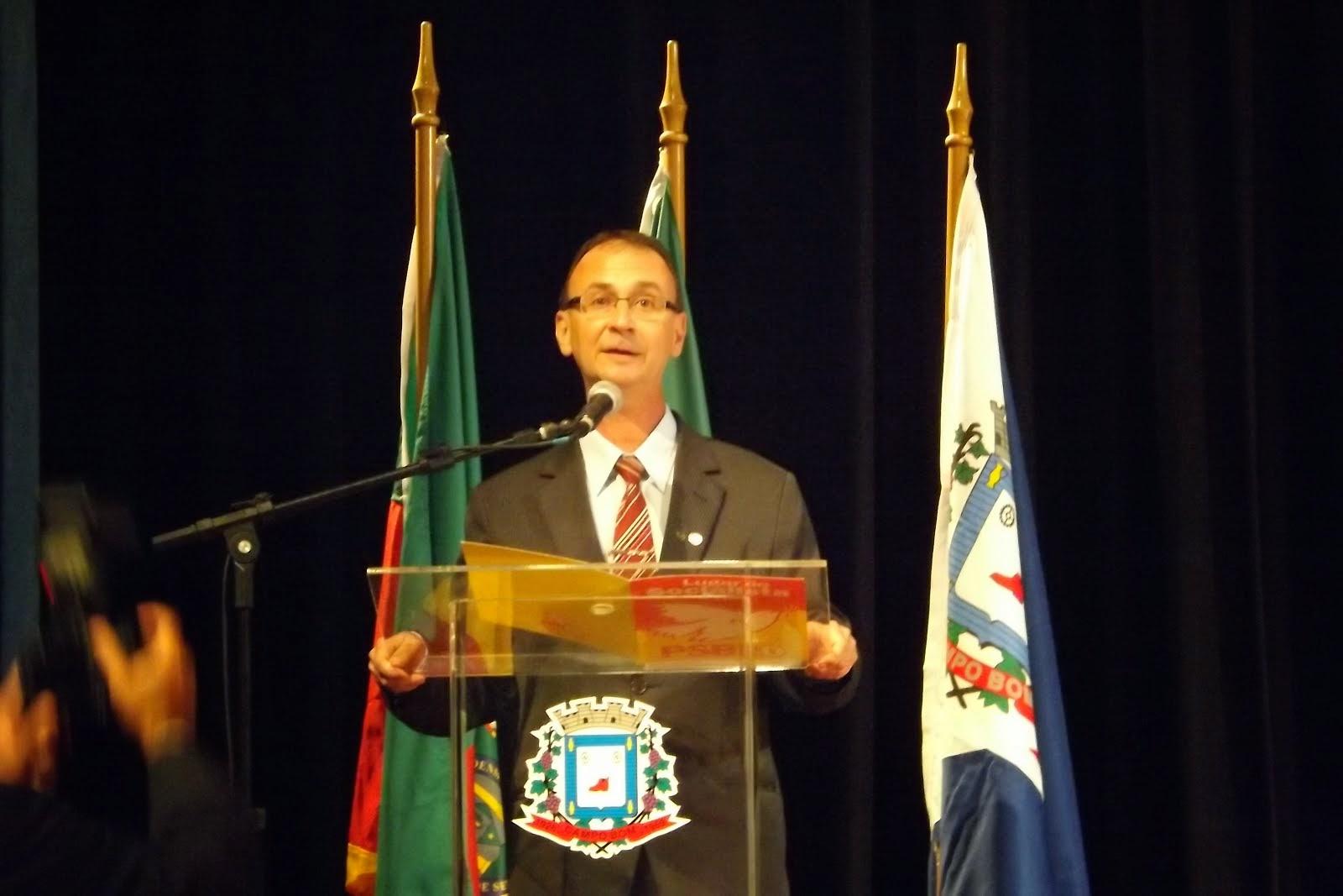 SESSÃO DA CÂMARA NO RIO BRANCO