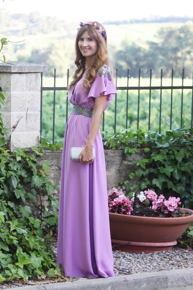 Vestido largo invitada a boda – Hermosos vestidos