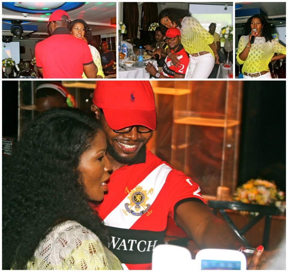 Ashmark Olakunle's Blog: NollyWood Actress Stephanie