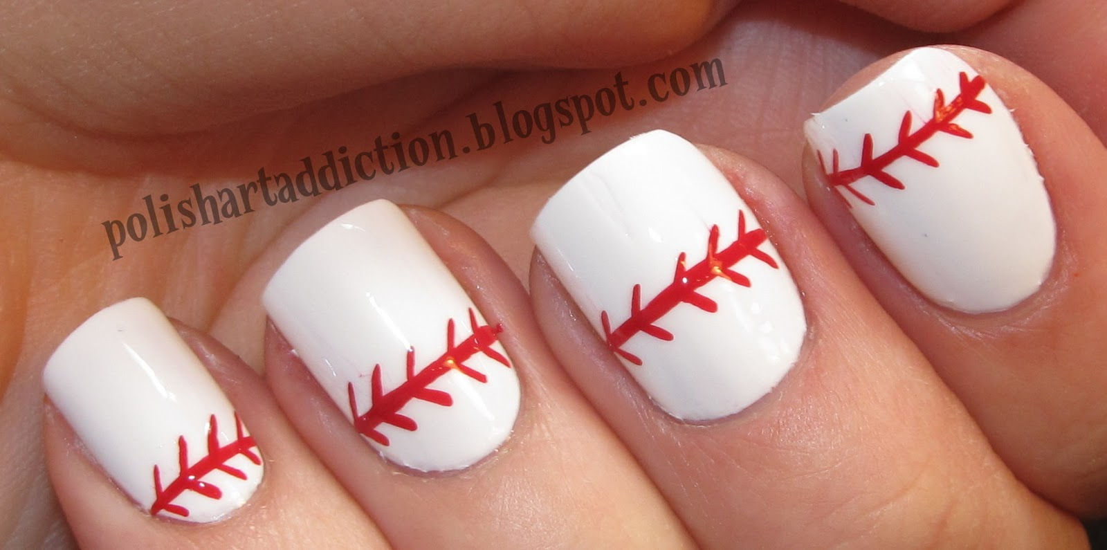 Baseball nails prinsesfo Images
