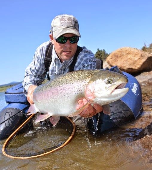 Fly fish oregon water time report oregon lake tour fly for Fishing report oregon
