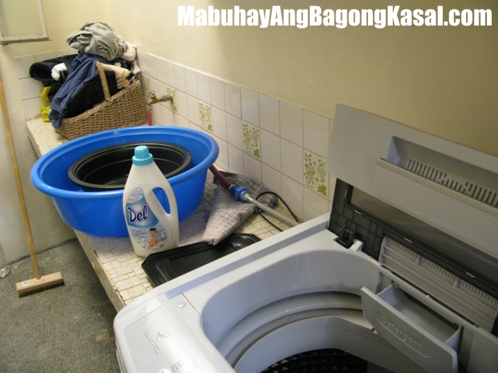 Mabuhay ang bagong kasal august 2012 heres why we got an automatic washing machine solutioingenieria Gallery