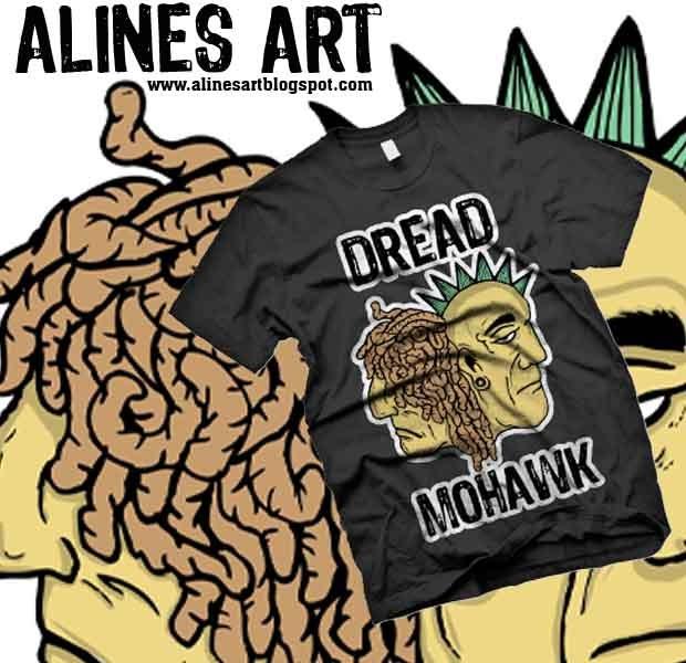 Dread Mohawk