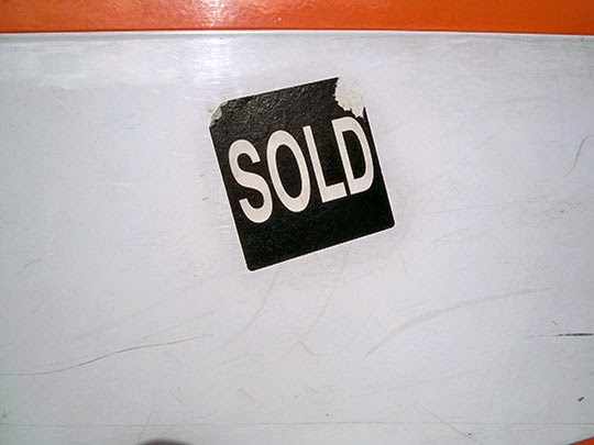sold, urban, photography, photo, sticker, sign,