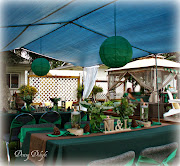 Backyard Engagement Party