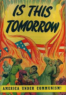 Anti Communist poster