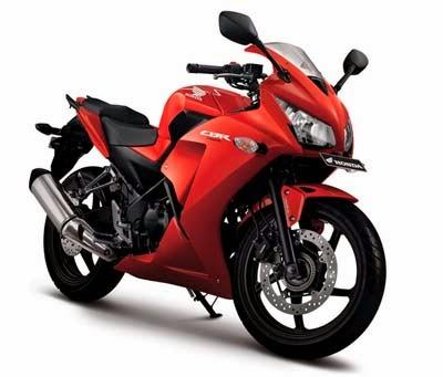 Harga Honda CBR 250R Millenium Red