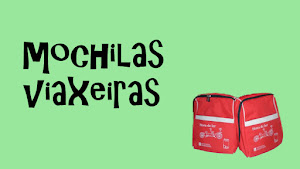 Mochilas viaxeiras