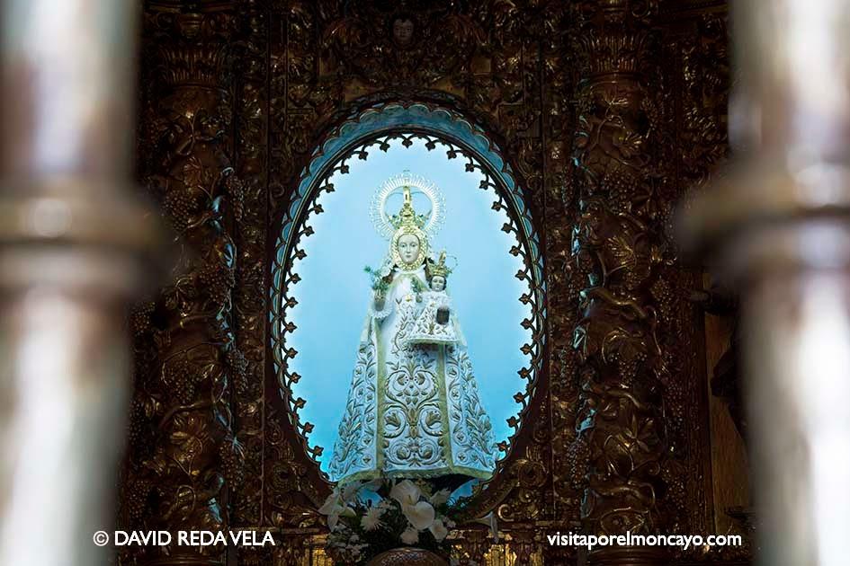 Virgen del Romero Cascante