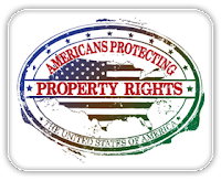 Americans Protecting Property Rights