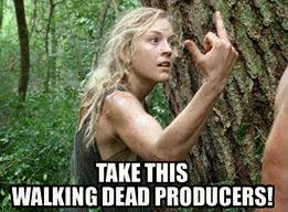 Take this Walking Dead producers