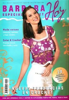 Revista Barbara Crochet Hoy №9