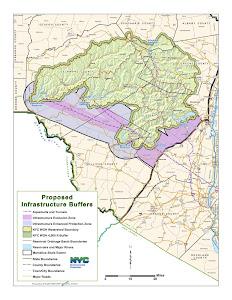 NY DEP Map
