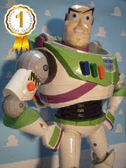 Buzz Lightyear Terminado