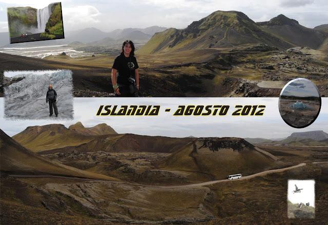Viaje a Islandia - Agosto 2012