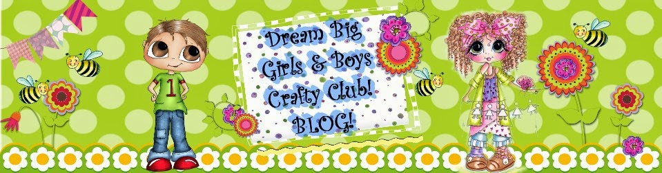 My Besties Dream Big Craft Club Blog