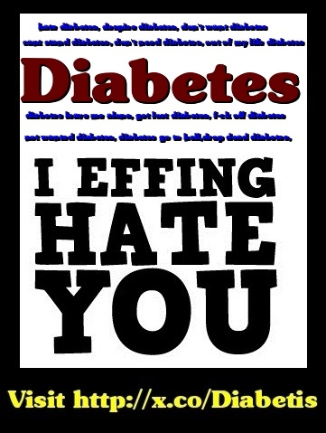 Diabetes, I hate you, best, Sometimes Naughty and Sometimes Nice, facebook, quotes, images, naughty, nice