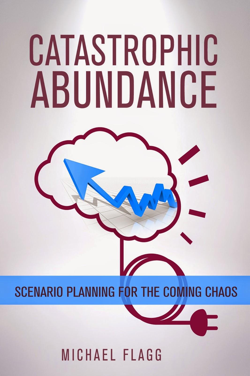 Scenario planning using socionomics, peak oil, and megapolitics