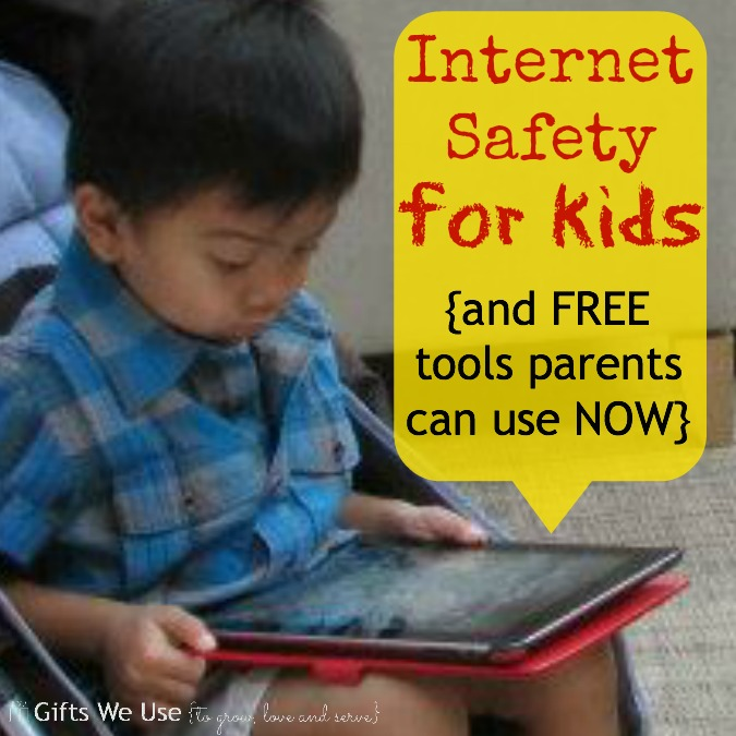 child safety information for parents