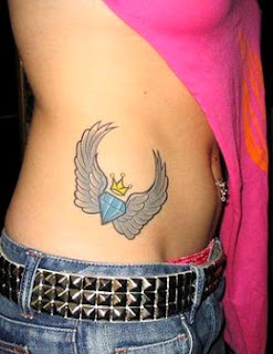 angel wing tattoos - why they so beautiful