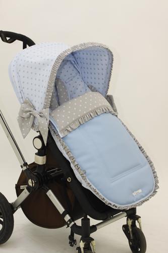 El rinc n de las cucadas bugaboo personalizados - Sacos para sillas de paseo bugaboo ...