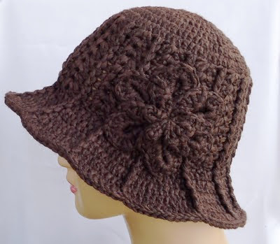 How to Crochet a Sun Hat | eHow.com