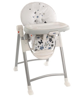 squeaky baby graco contempo high chair review