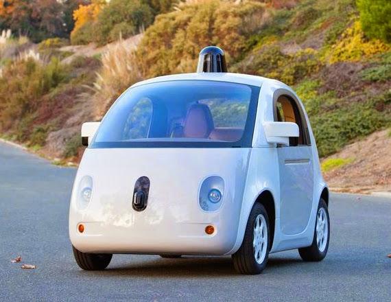 Google, το ολοκληρωμένο prototype του αυτοκινούμενου οχήματος